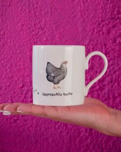 Impeckable Taste Mug