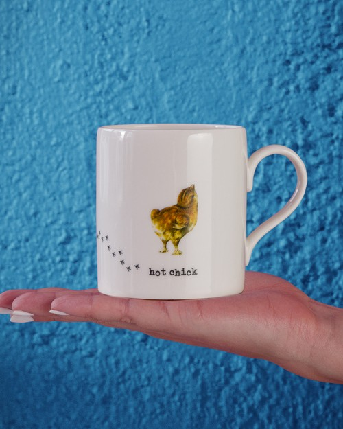 Hot Chick Mug