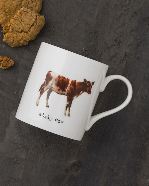 Silly Cow Mug