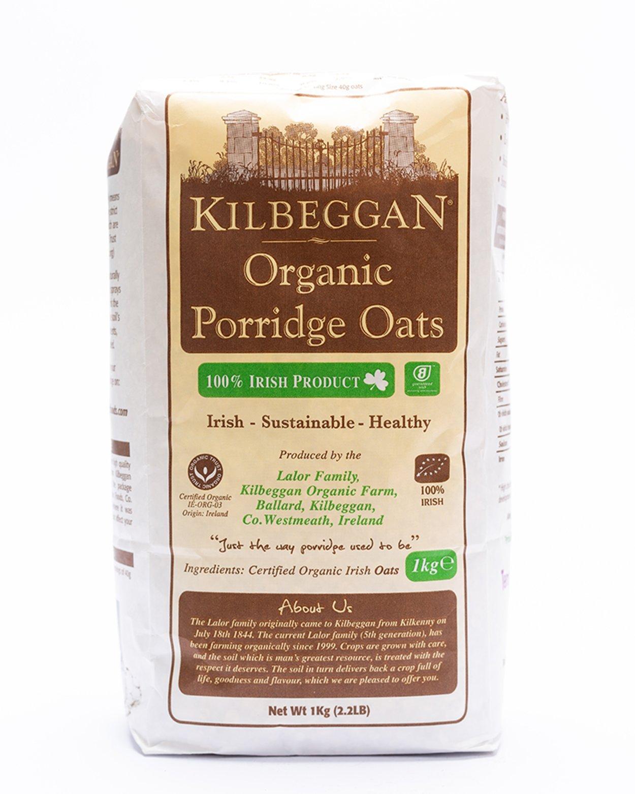 Kilbeggan Porridge Oats