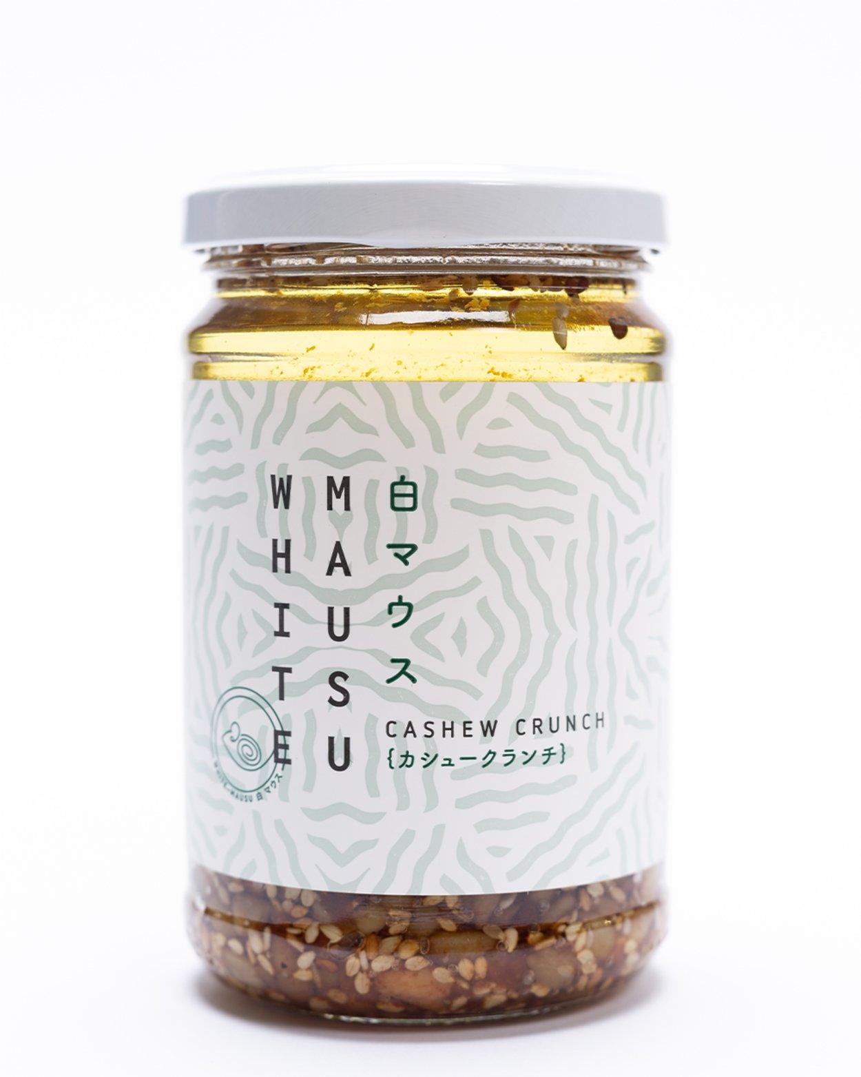 White Mausu Cashew Crunch