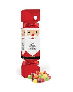 Santa Cracker with Jelly Dots