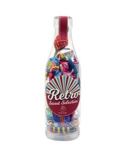 Bottle Of Retro Sweets