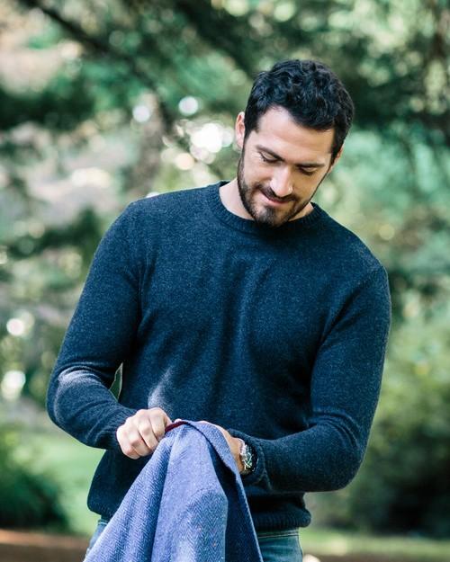 Cashmere Yak Sweater