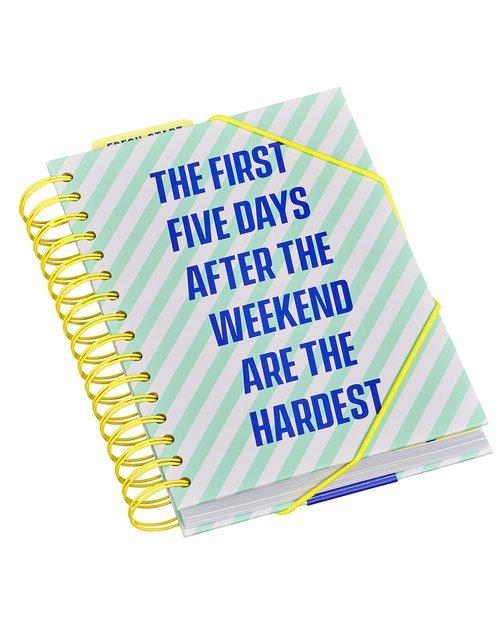 Planner- Weekend