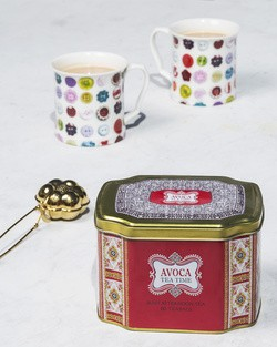 Irish Afternoon Teabags and Tin