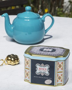 Special Blend Loose Tea and Tin