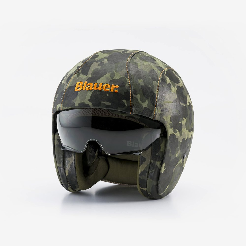 PILOT 1.1 LEATHER CAMOUFLAGE
