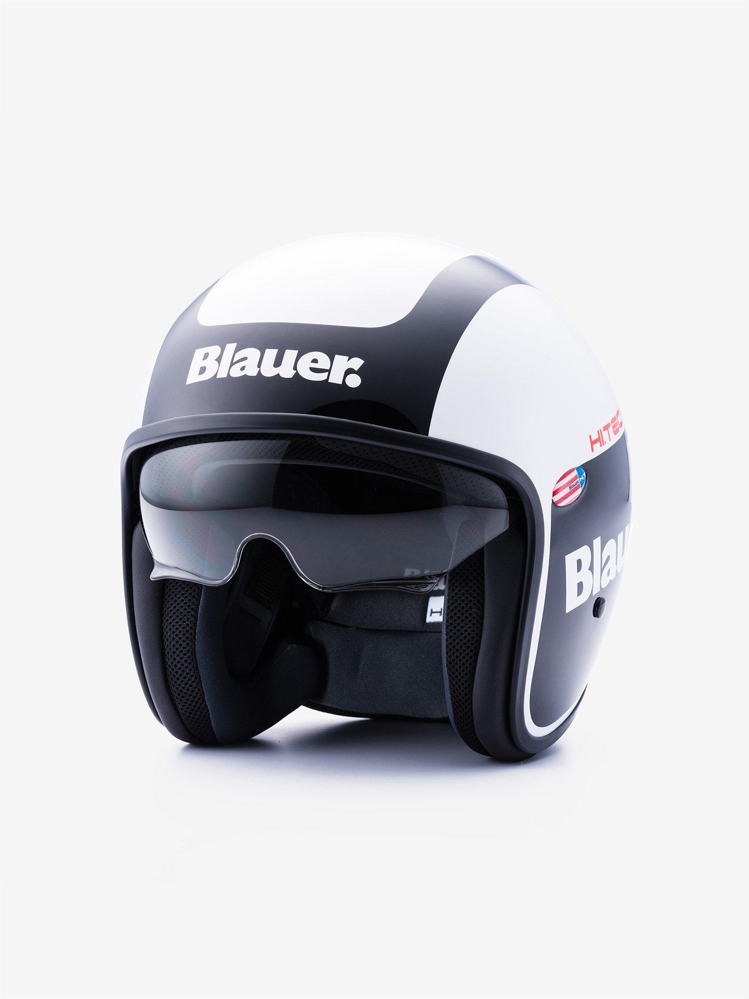 Blauer - PILOT 1.1 BICOLOR MATT - White / Black Glossy - Blauer