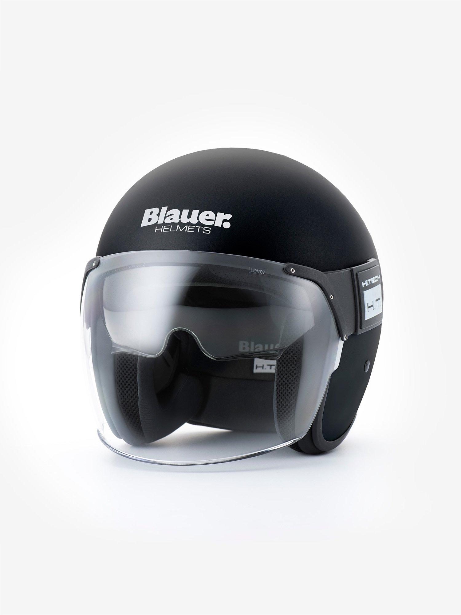 Blauer - POD MONOCHROME SCHWARZ MATT - Black Matt - Blauer