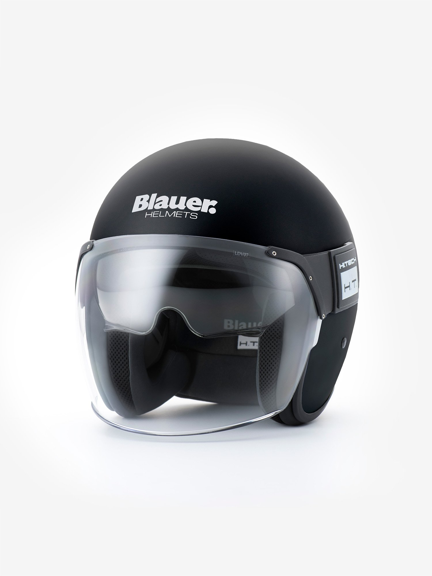 Blauer - POD MONOCHROME NERO OPACO - Black Matt - Blauer