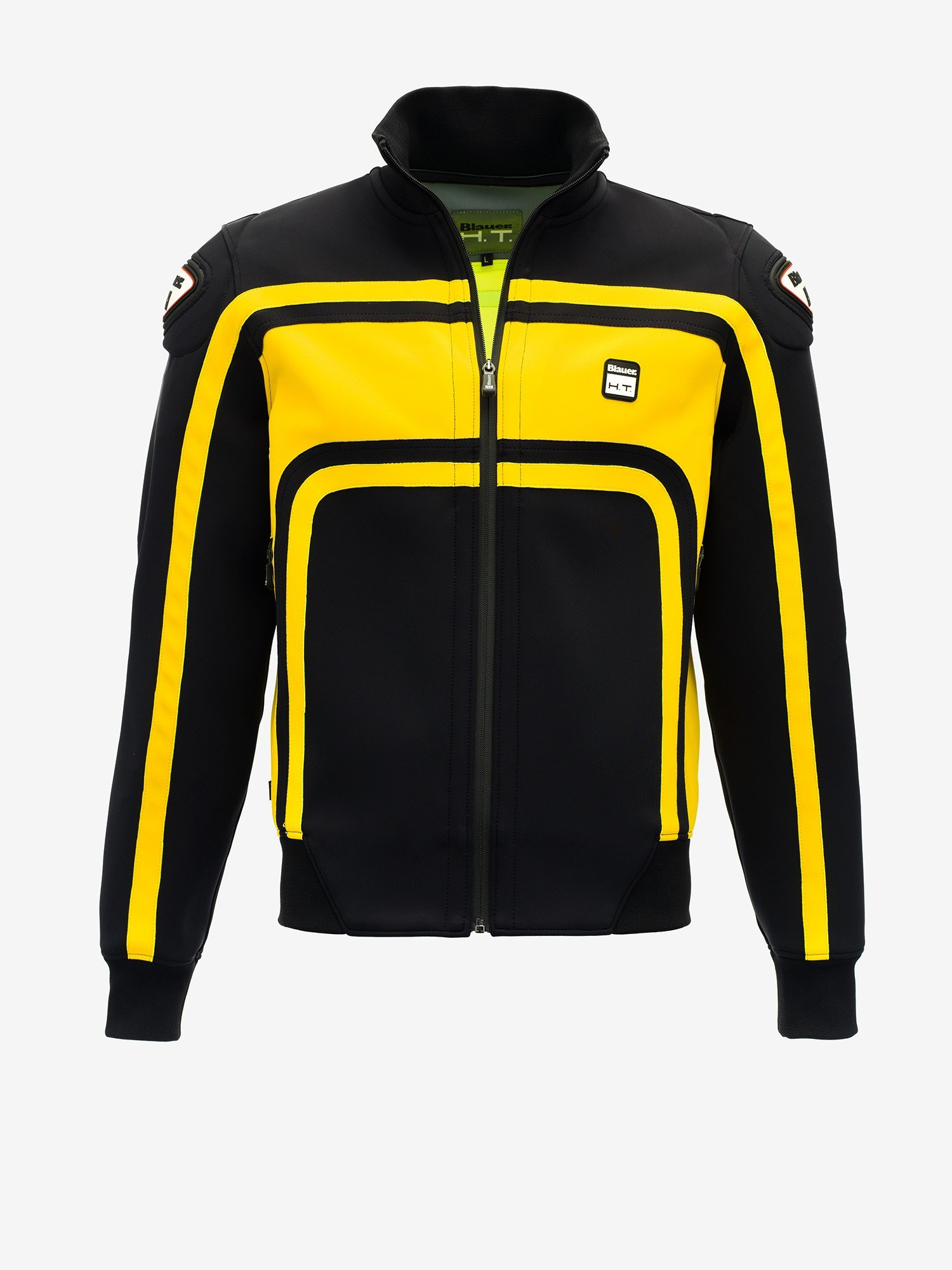 Blauer - EASY RIDER ЖЕЛТЫЙ - Black Stripe Lemon - Blauer