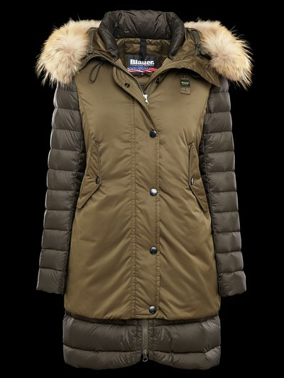 TRENCH WINTER DOUBLE