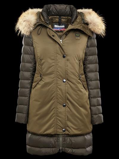 WINTER DOUBLE TRENCH COAT
