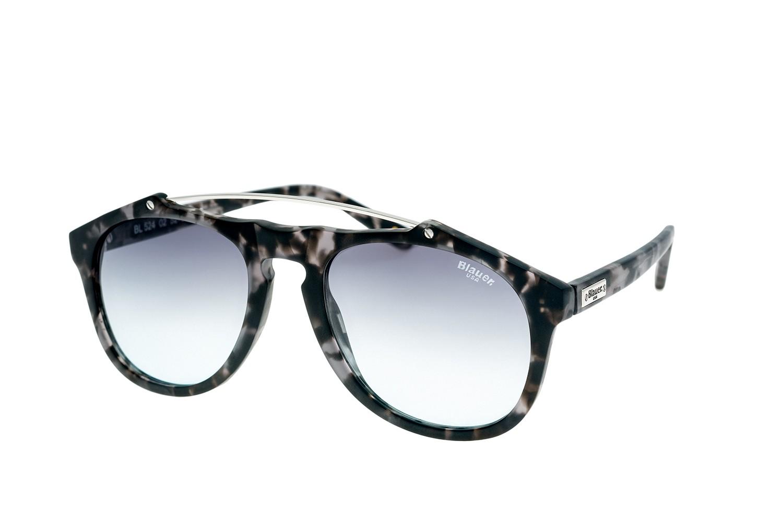 80th anniversary glasses type 2 - Blauer