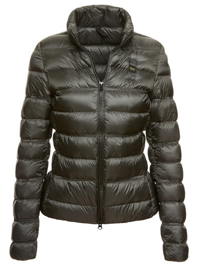 WOMAN'S MATT NYLON DOWN JACKET