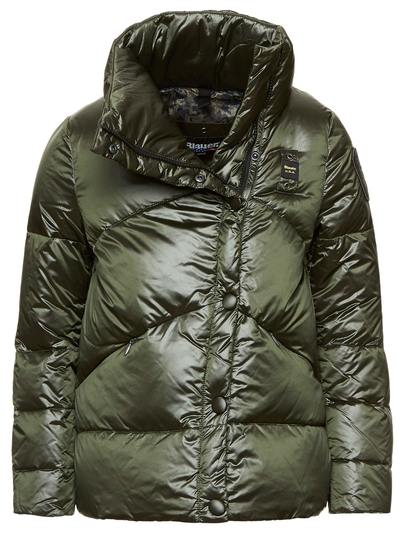 GIRL'S SHINY DOWN JACKET