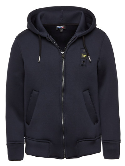 BOY'S NEOPRENE SWEATSHIRT WITH ZIP