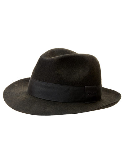 MEN'S TRILBY HAT