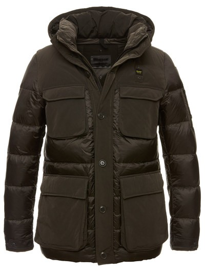 LONG GOOSE DOWN JACKET NOAH