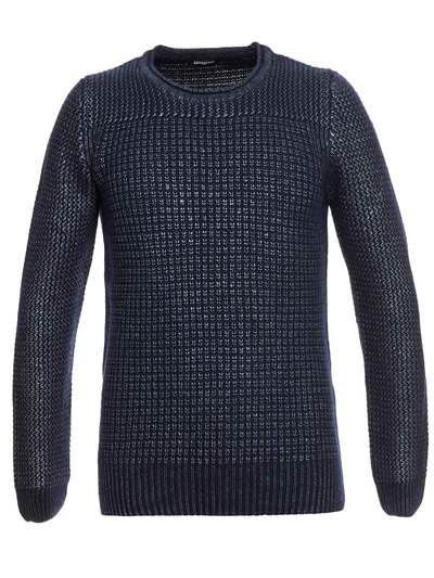 MEN'S JERSEY KNIT SWEATER