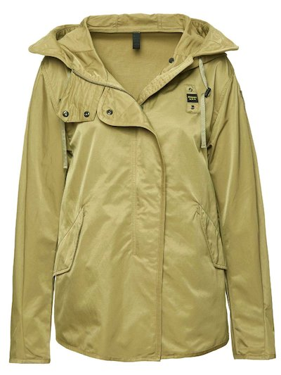 SAVANNAH WATERPROOF PARKA