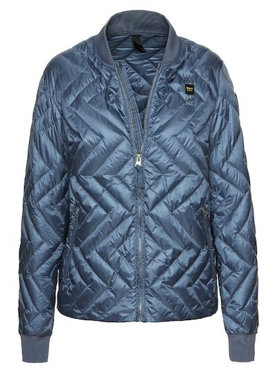 MAYA WOMEN'S ZIG ZAG DOWN JACKET