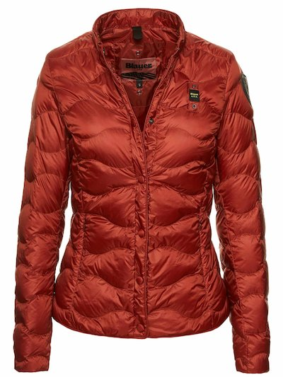 HAZEL LIGHTWEIGHT WAVE QUILTED DOWN JACKET