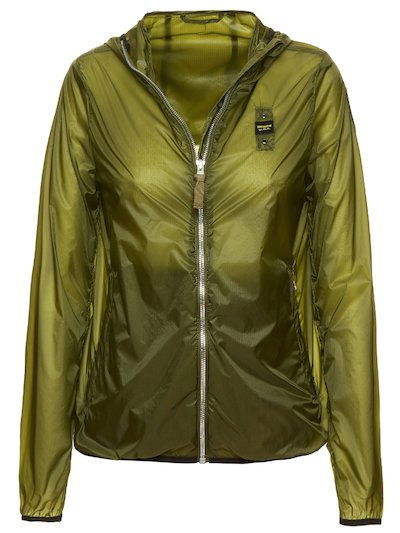 LILLIAN MICRO RIP-STOP WINDBREAKER