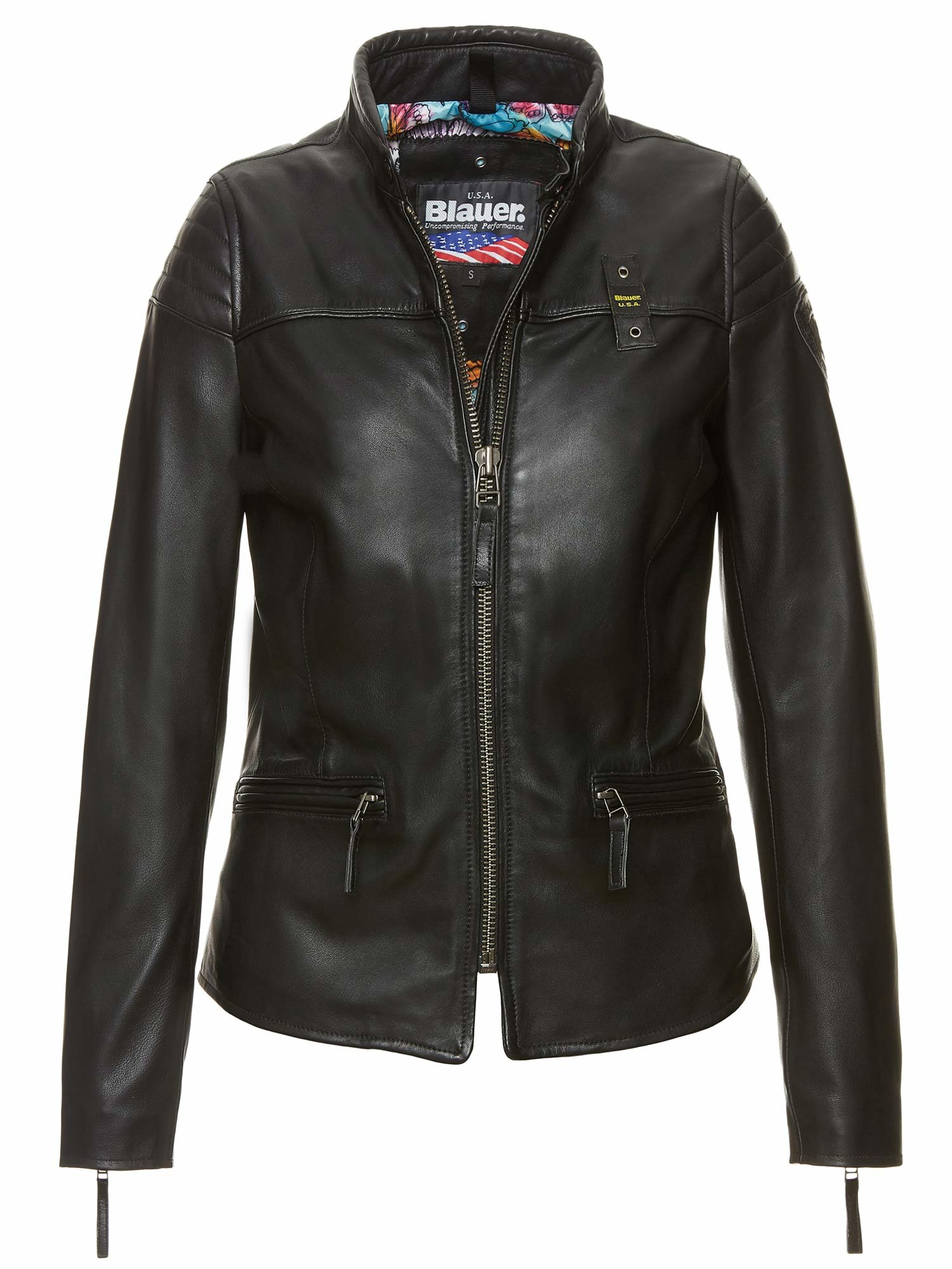 EMILY LEATHER JACKET - Blauer
