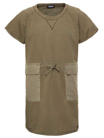 GIRL'S COTTON DRESS