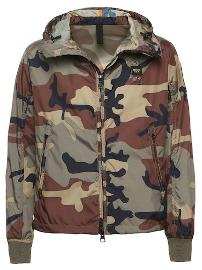LEICHTES KINDER-FIELD JACKET