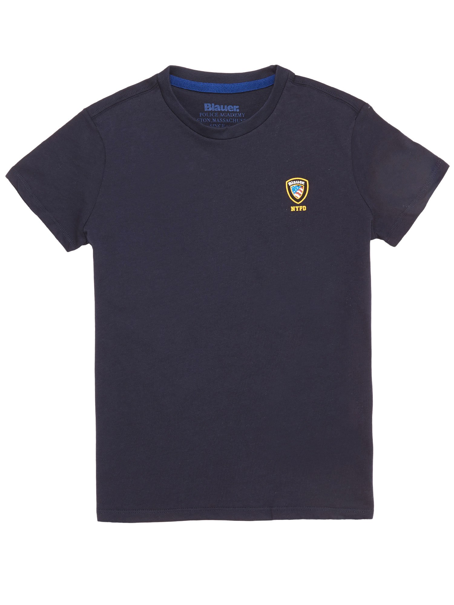 KID'S BLAUER NYPD SHIELD T-SHIRT - Blauer