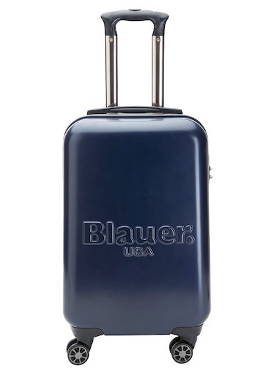 TROLLEY BLAUER BLUE