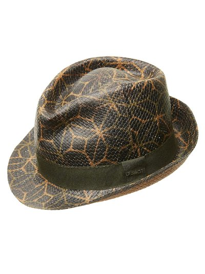 CAPPELLO IN CARTA TRILBY