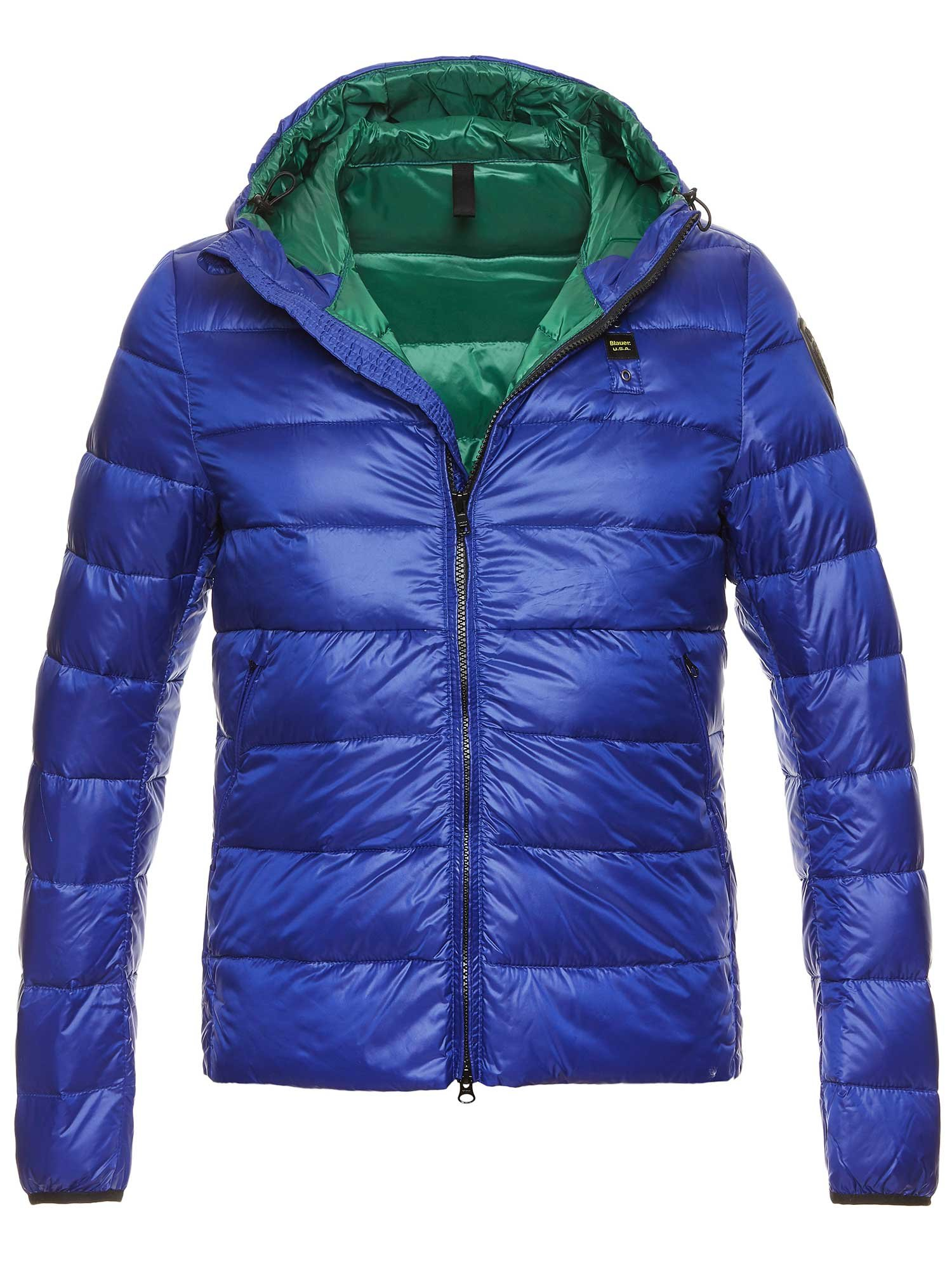 CHASE 100 GRAM DOWN JACKET WITH HOOD - Blauer