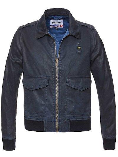 Jacken blauer