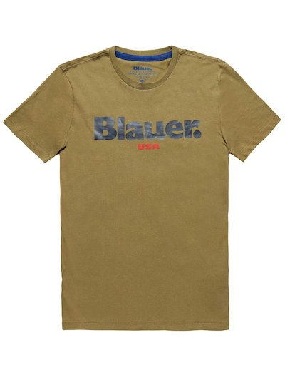 BLAUER USA T-SHIRT