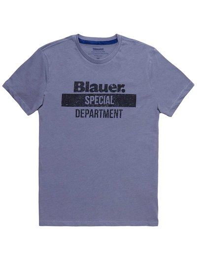 T-SHIRT BLAUER SPECIAL DEPARTMENT