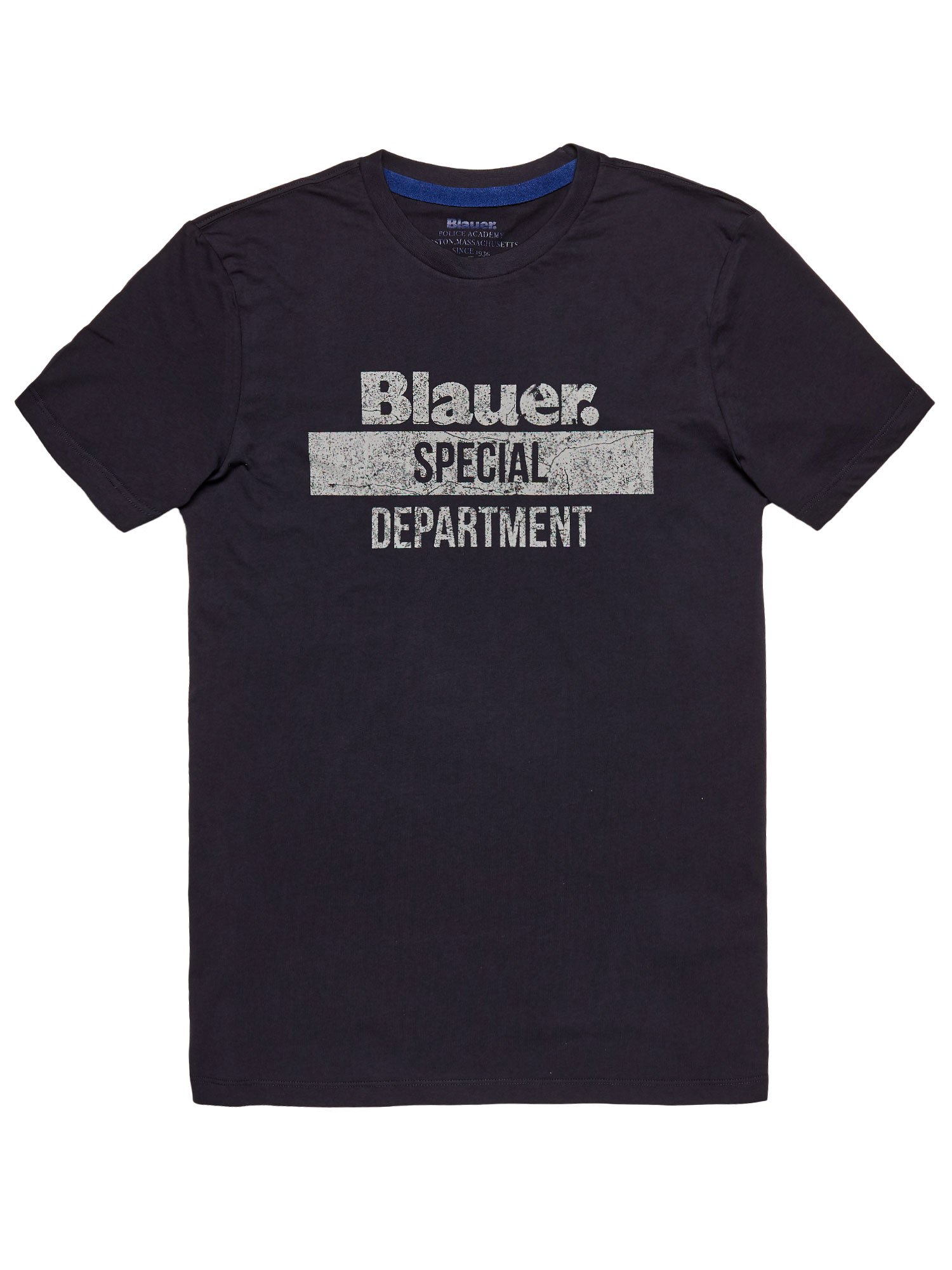 BLAUER SPECIAL DEPARTMENT T-SHIRT - Blauer