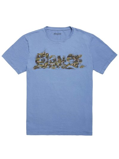 T-SHIRT BLAUER MIMIQUE