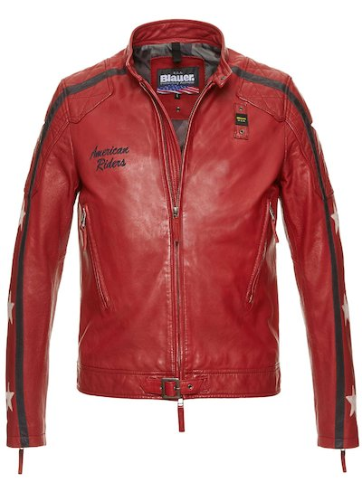 BLOUSON BIKERS AMERICAN RIDERS BRANDON