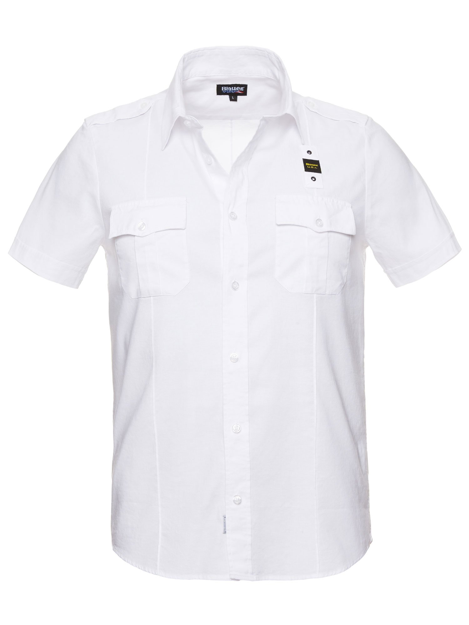 STRETCH OXFORD SHIRT - Blauer
