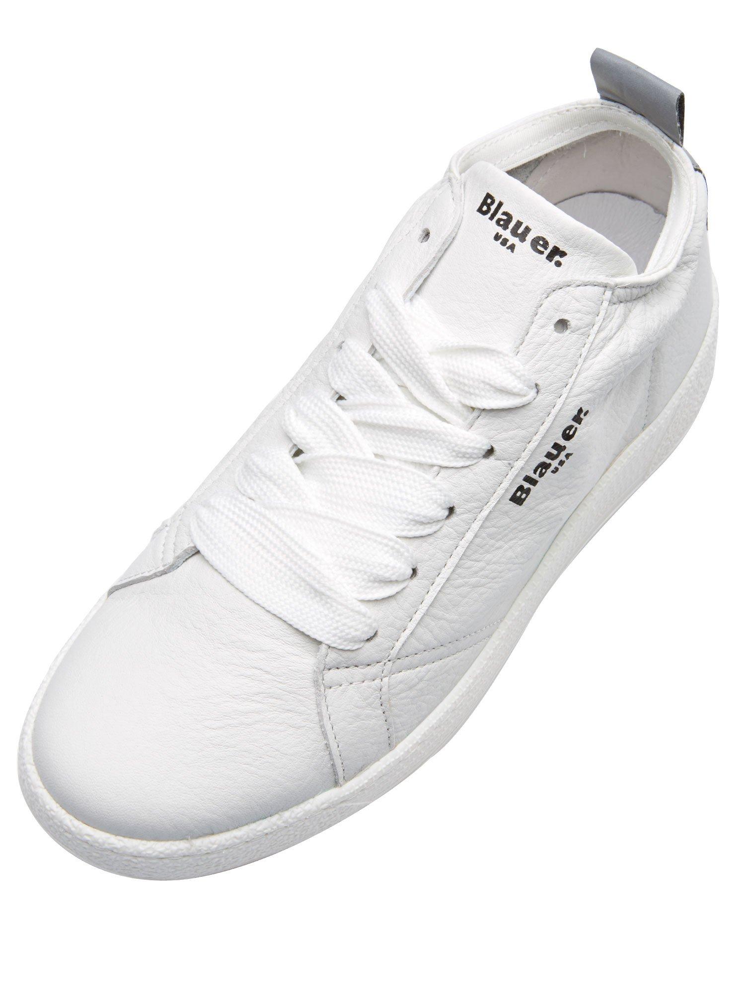Blauer - OLYMPIA LEA Sneakers alte - Bianco - Blauer