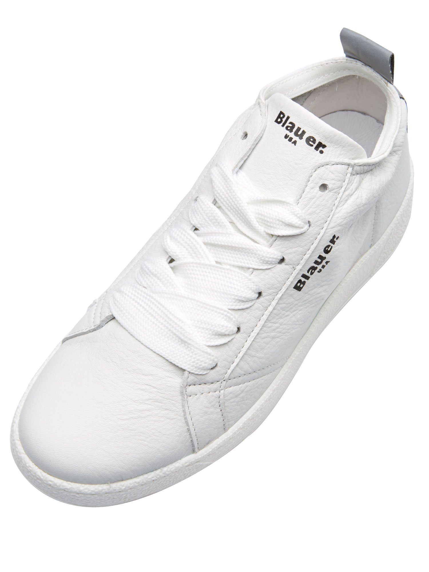 OLYMPIA LEA Sneakers alte - Bianco - Blauer