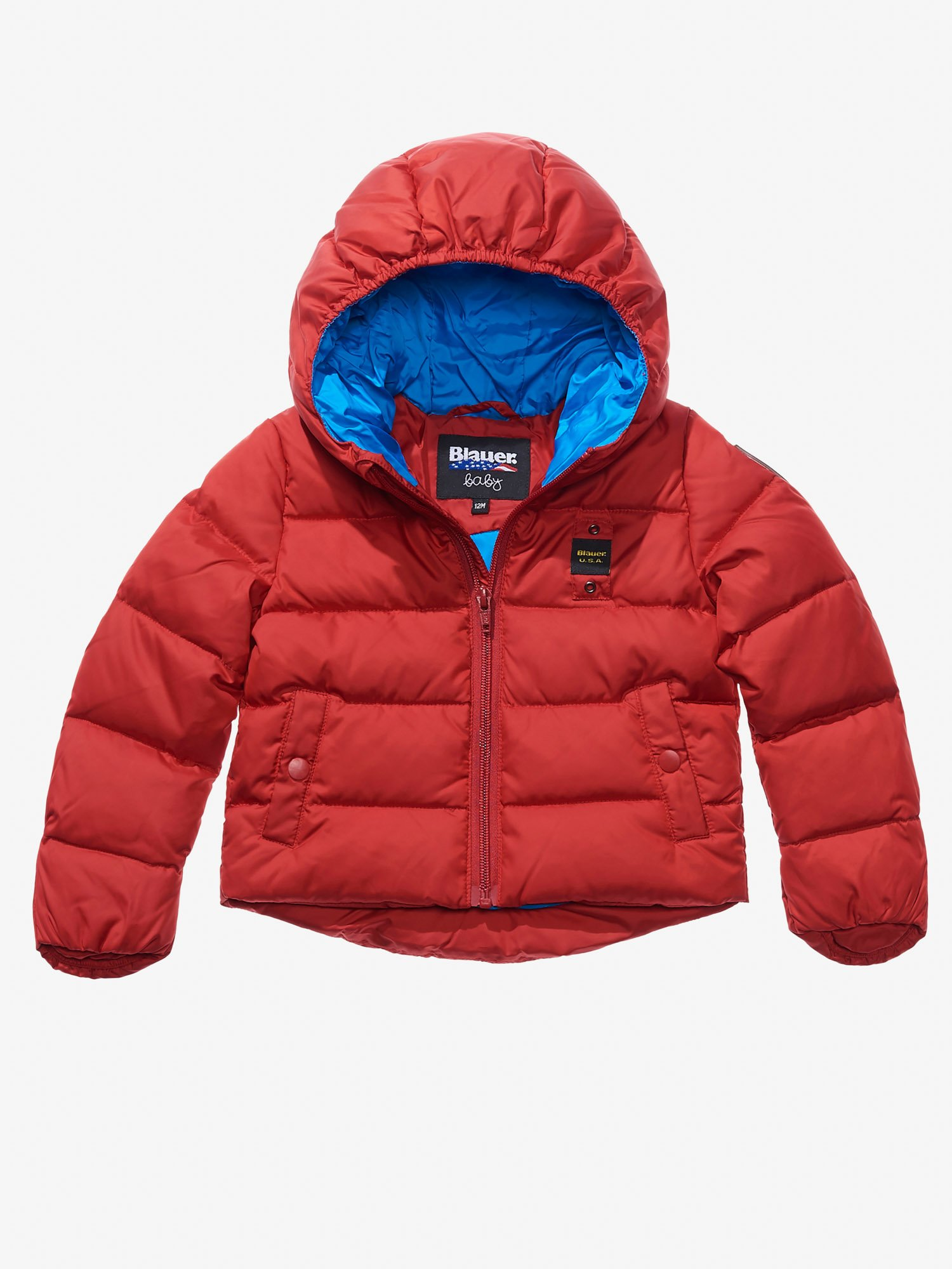 BRANDO BABY BOY DOWN JACKET - Blauer
