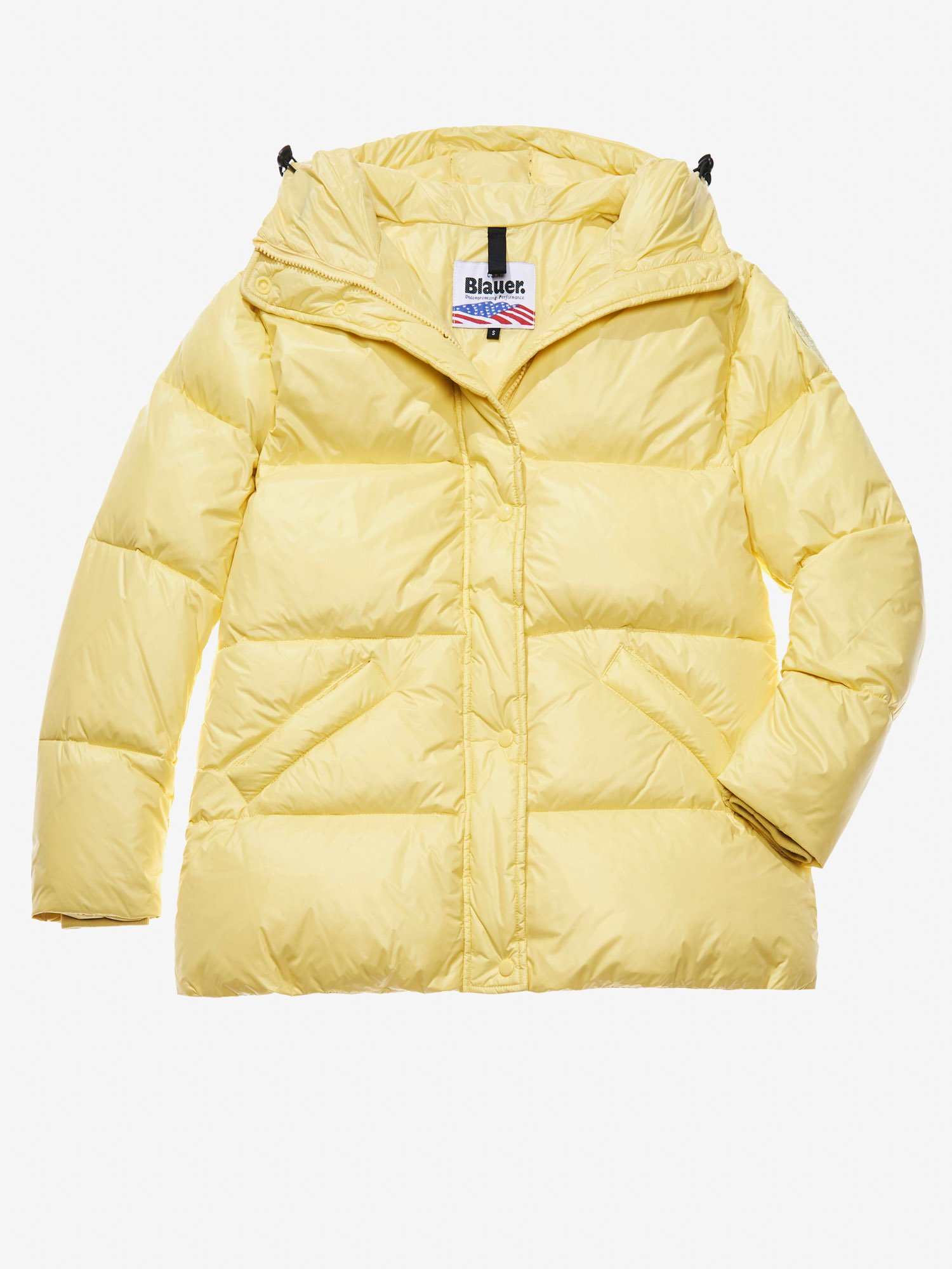 MEGAN OVERSIZED PUFFER DOWN JACKET - Blauer