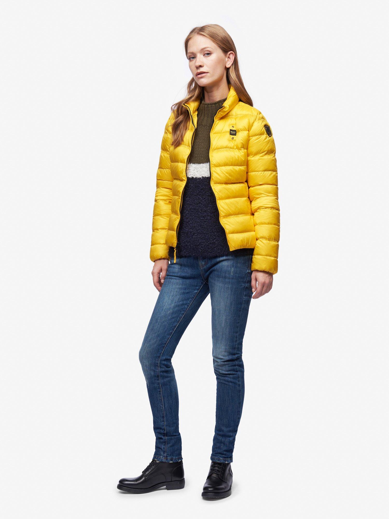 Femme Manteaux Site Officiel Blauer De ® Et Usa Vestes qExfFF
