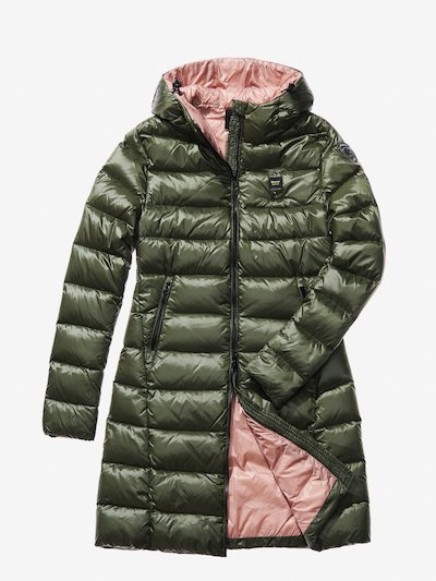 VITTORIA HOODED DOWN COAT