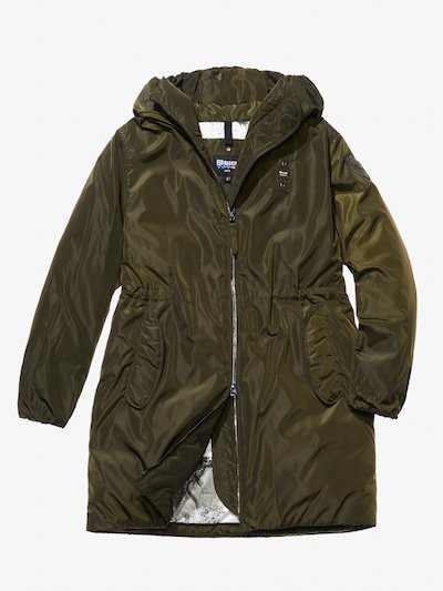 RACHELE PADDED PARKA WITH HOOD
